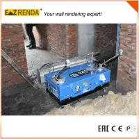 Buy cheap Ready Mix Plaster Spraying Machine For Internal Wall / House / Building / from wholesalers