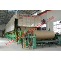 Buy cheap Kraft paper machine from wholesalers