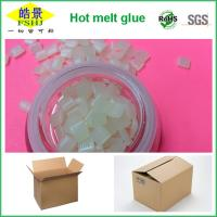 Buy cheap Rosin Resin Hot Melt Packaging Glue For Soap Wrapper / Yellow Granule Box Sealing Adhesive product