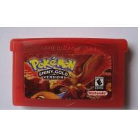 Buy cheap Pokemon Shiny Gold Version GBA Game Game Boy Advance Game Free Shipping product