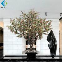 Buy cheap Special Style Artificial Tree Plant , Begonia Flower Tree 5-10 Years Life Time product