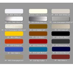 Buy cheap El panel compuesto de aluminio (ACP)--- PVDF product