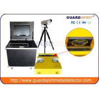 Buy cheap Automatic Scan Mode Under Vehicle Inspection System GUARD SPIRIT CTB2008A product