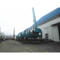 Buy cheap CE 1.6m 1.9m Piling Stroke Hydraulic Piling Machine from wholesalers