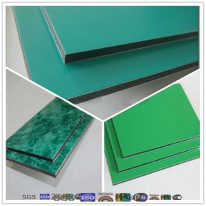 Buy cheap El panel/tablero/hoja compuestos de aluminio incombustibles product