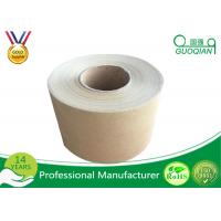 Buy cheap Water Release kraft gummed paper tape Non Reinforced For Low Volume Packaging product