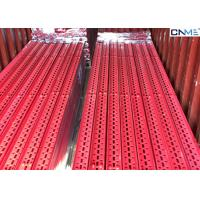 Buy cheap Reusable Concrete Formwork Accessories Steel Waler Beam Weld / Casting Process product