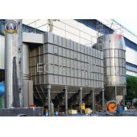China Custom Fan Dust Collector Pulse Jet Bag Filter Dust Extraction Equipment on sale