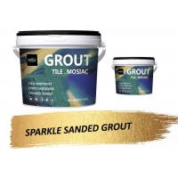 Buy cheap Waterproof Epoxy Mortar Grout , Stain Resistant Epoxy Tile Grout Mortar product