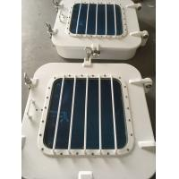 Buy cheap Ship Weathertight Boat Marine Hatch Cover Marine Steel Hatch With Window product