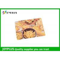 Buy cheap High Toughness Dining Table Placemats Small Square Placemats Easy Cleaning product