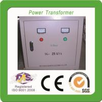 Buy cheap 10KVA Three Phase Dry Type Distribution Transformer product