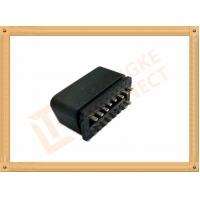 Buy cheap 24V Universal Obd2 Connector / Car Diagnostic Connector Nickel Or Golden Plated Pins product