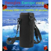 Buy cheap neoprene water bottle holder with shoulder strap product