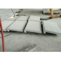 Buy cheap Grey White Granite coping stone paver stone paving stone for swimming pool product