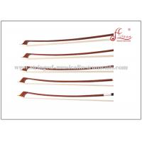Buy cheap French / Germany Style Double Bass Bow Wood String Instruments Parts SGS / BV product