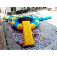 Buy cheap 2014 high quality inflatable aquatic  trampoline product