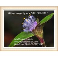 Buy cheap ACNS060 20-Hydroxyecdysone | C27H44O7 | A Clover Nutrition Inc from wholesalers