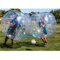 Buy cheap Loopy Bubble Ball Game Inflatable Soccer Bubble Battle For Summer product