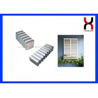 Buy cheap Square NdFeB Permanent Magnet , Shutter / Curtains NdFeB Magnetic Cube product