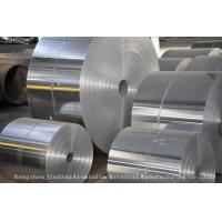 Quality Soft Plain 6 Micron to 7Micron Hydrophilic Aluminium Foil Roll 100-1500mm for sale