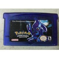 Buy cheap Pokemon Chaos Black GBA Game Game Boy Advance Game Free Shipping product
