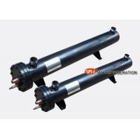 Buy cheap High Pressure Shell And Tube Heat Exchanger Chiller Evaporator Anti Corrosion product