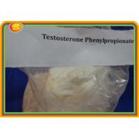 Buy cheap TEST PP 99% Purity Testosterone Steroid Testosterone Phenylpropionate 1255-49-8 product