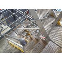 Buy cheap Convenient And Safe Frame Scaffolding System / Structural Shoring Systems product