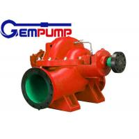 Buy cheap OS series Double Suction Split Case Pump / construction water supply pump product