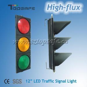 "Buy cheap 300mm (12"") High-Flux LED Traffic Signal (TP-JD300-3-303HP) product"
