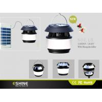 Buy cheap Led Solar House Lights IP65 Poly Silicon Environmental Solar Mosquito killer product