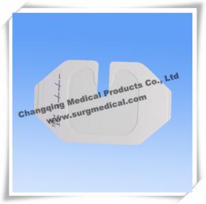 Medical Sterile Transparent Wound Dressing Adhesive PU Film IV Canula Care