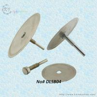 Buy cheap Small Diamond Lapidary Saw Blades - DLSB04 product