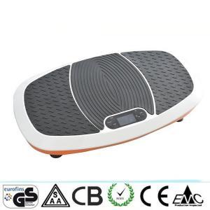 China 3D Ultrathin Vibration Plate Crazy Fit Massage Hot Sale Top Quality Best Price Muscle Vibration Machine on sale