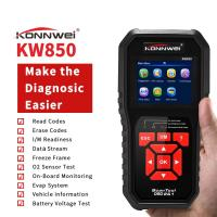 Buy cheap Stable Car Scanner Diagnostic Live Data Code Reader16 Pin Full Obd2 Protocol Detect 12V Cars product