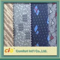 Buy cheap Polyester Warp Knitting Tricot Auto Upholstery Fabric For Bus , Car Seat Upholstery Cloth product