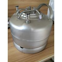 China 17'' Height 2.5 Gallon Ball Lock Keg For Pepsi With Pressure Cover on sale