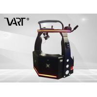 Quality Virtual Reality Standing Shooting Game Machine With 360 Degree Rotation for sale