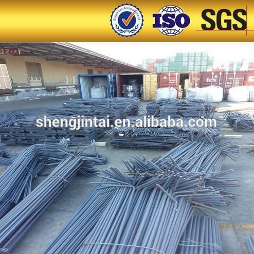 Quality NF A 35-016 FEE500 steel rebar Stirrup for sale