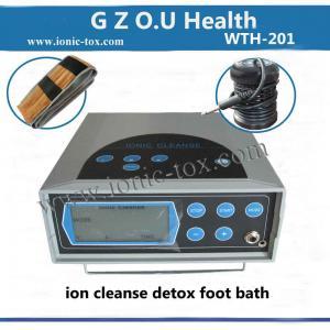 Buy cheap máquina del detox del baño del pie con la correa del infrarrojo lejano buena para su cuerpo product