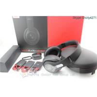 Buy cheap Beats by Dre Studio 2.0 Wireless Headphones - MATTE BLACK with seal box made in china grgheadset.com product