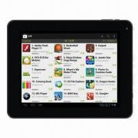 Buy cheap Tablet PC, RK3066 ARM Cortex A9 1.6GHz, Dual Core and 1GB DDR3 RAM Support Running Smoothly product