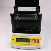 Buy cheap RS-232 Karat Density Electronic Gold Testing Instrument With Purity Percentage product