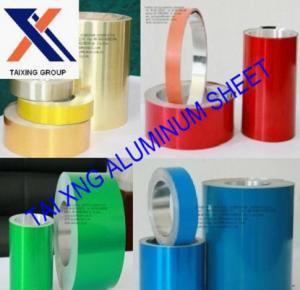 Buy cheap Aluminium Sheet For Aluminum Pilfer-Proof Caps product