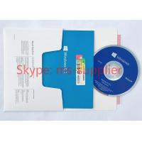 China French Upgrade Windows 8.1 Professional 64 Bit OEM System Builder Channel Software on sale
