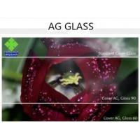 Buy cheap Durable Clear Non Glare Glass With Multi Angle Diffuse Reflection Effect product