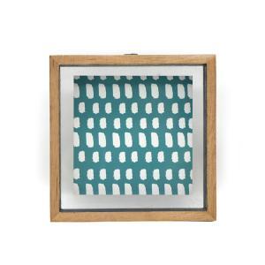 Buy cheap Mdf Wood Box Home Decor Photo Frames 14 X 14 X 4 Cm WFS0039 Easy Maintain product