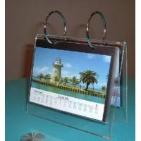 Buy cheap High Quality Acrylic Calendar Holder With Beautiful Shape ​ product