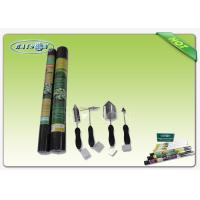 Buy cheap Oeko-Tex Test Approved Small Rolls 70g Black Color Garden Fleece Populared In Europe Market product